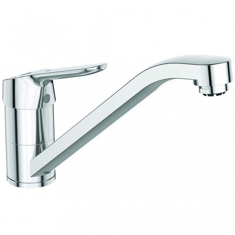 Ideal Standard Ceraflex Küchenarmatur Niederdruck - badstern.de