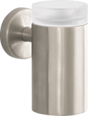 Hansgrohe Logis Zahnputzbecher Brushed Nickel