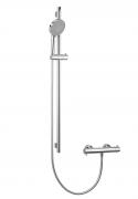 Aquaconcept Wandstangenset Duschsystem Serie 200
