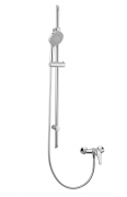 Aquaconcept Wandstangenset Duschsystem Serie 203