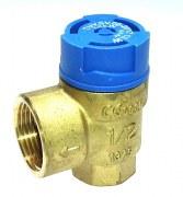 Afriso Membran-Sicherheitsventil MSW für Wasser