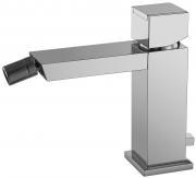 Varono Bidet Einhebelmischbatterie mit Ablaufgarnitur Serie-22