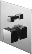 Varono Unterputz Wannen Einhebelmischbatterie incl.Einbaukörper und Umsteller Serie-22