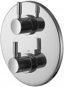 Varono Unterputz-Wanne/Brause-Thermostat, Serie -55