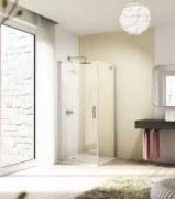 Hüppe Design elegance 4-Eck Seitenwand für Schwingtür