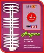 MERT Angora Design-Badheizkörper