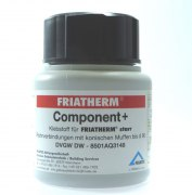 Friatherm Rohrsystem PN25 starr Component+Klebstoff