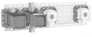 HANSAMATRIX  Unterputz-Installationspaket 1.0  Einhand-Batterie, DN 15 (G1/2)