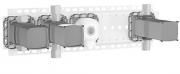 HANSAMATRIX  Unterputz-Installationspaket 3.0  Einhand-Batterie, DN 15 (G1/2)
