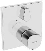 HANSALIVING  Fertigmontageset mit Funktionseinheit  Wannen-Thermostat-Batterie, DN 15 (G 1/2) eigensicher