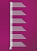 MERT Belluna Elektro Design-Badheizkörper weiß
