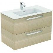 Ideal Standard Eurovit Plus Waschtisch-/ Möbelpaket 815 mm