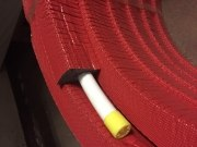 Multitubo Verbundrohr EXZ S26,Dämmung rot,Ringware